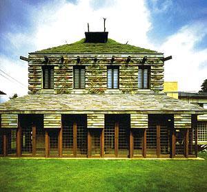 现代建筑必以工业化产品的面貌存在