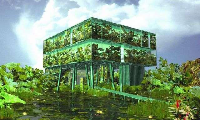 法国绿色建筑设计师edouardfrancois作品欣赏_中国
