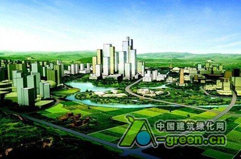 海绵城市中的建筑,道路,绿地,水系等,则可完成对雨水的吸纳,渗蓄和