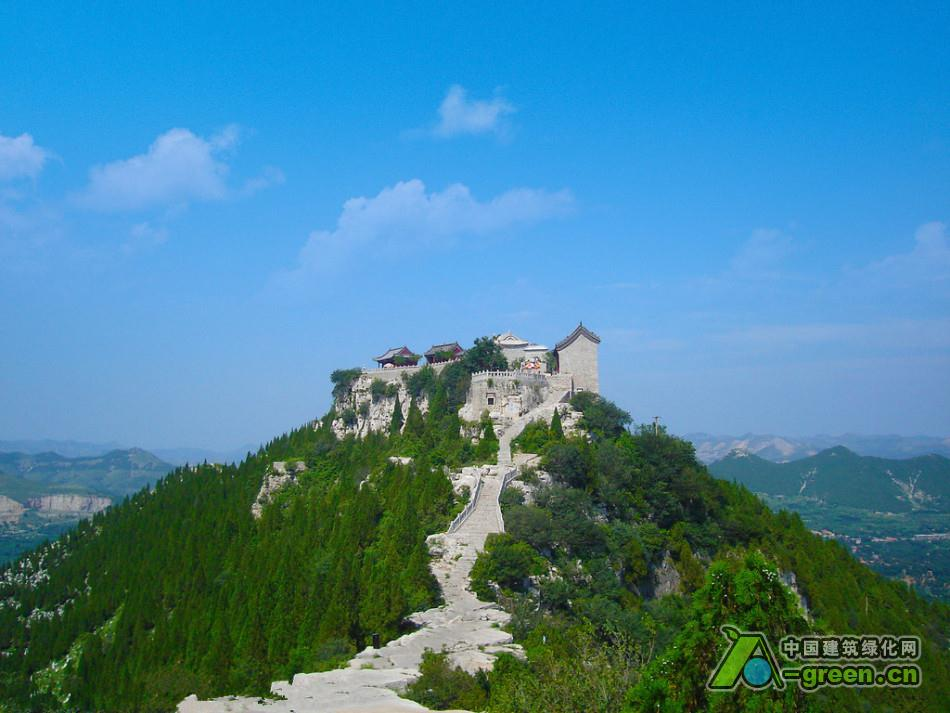 为加强云门山,驼山风景区保护和管理,青州划定了28.