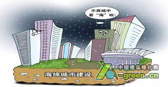 """全面推进海绵城市建设,逐步实现""""小雨不积水,大雨不内涝,水体不黑臭"""